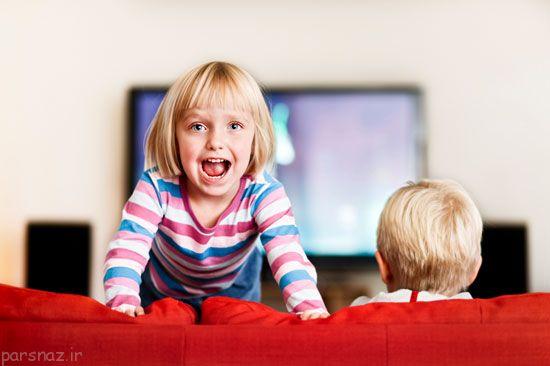 با کودکان بیش فعال چه کنیم؟