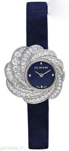 زیباترین و گران ترین مدل ساعت های مچی جهان