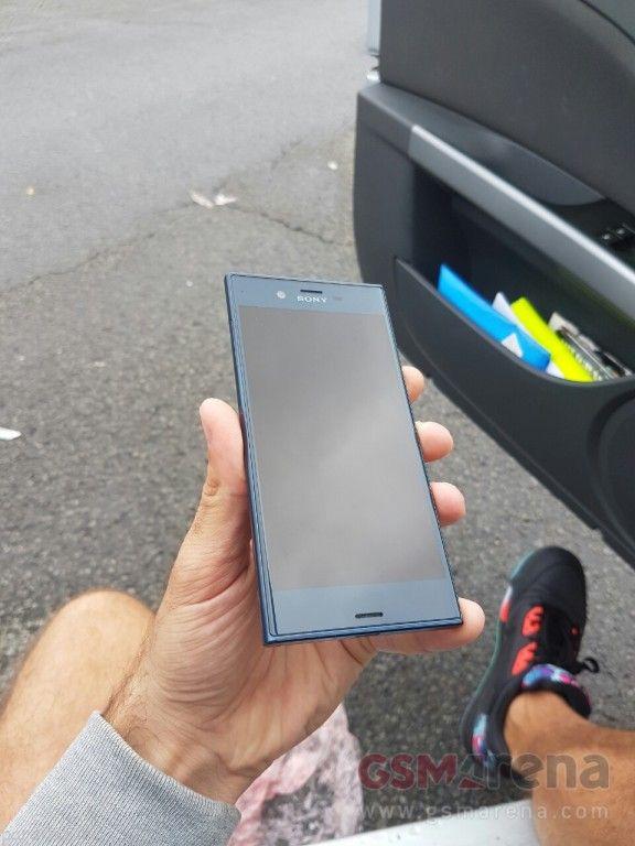 تصاویر جدیدترین مدل گوشی سونی لو رفت