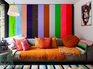 استفاده از رنگ ها در دکوراسیون منزل