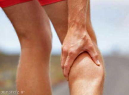 نکاتی برای جلوگیری از گرفتگی عضلات پا