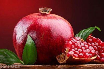 مصرف روزانه انار برای قلب مفید است