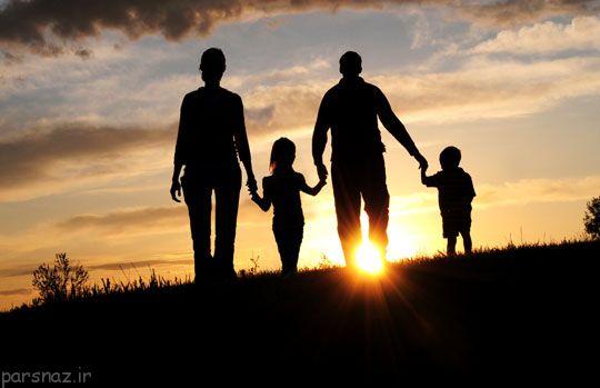 تربیت کودک وظیفه پدر است یا مادر؟