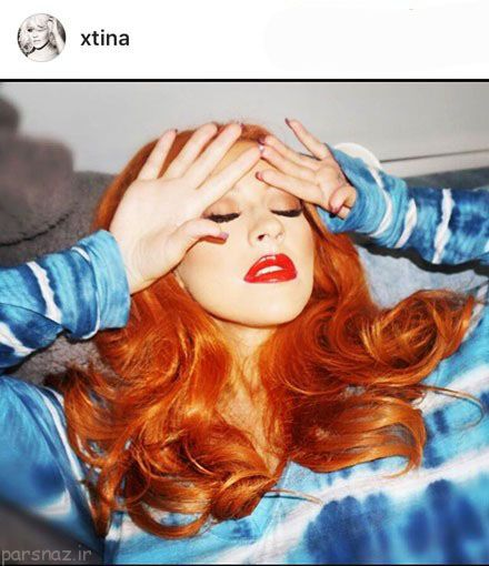 تصاویر داغ و خفن از بازیگران خارجی و ستاره ها در اینستاگرام