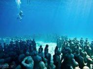 موزه زیر آبی بسیار زیبا در اسپانیا