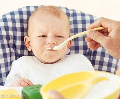 افزایش وزن کودک و نکات تغذیه ای