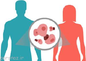 احتمال ابتلای مردان به سرطان بیشتر است