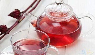 با چای ترش به سوی لاغری گام برداریم