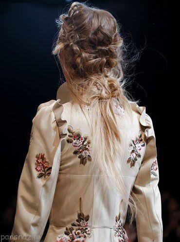 بهترین مدل های موی بلند برای خانم ها