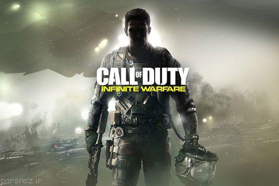 ارائه نسخه جدید بازی call of duty