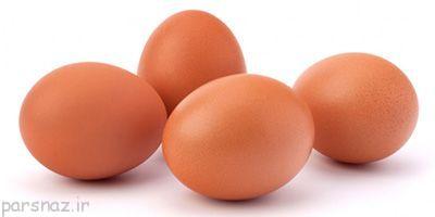 بعد از تمرینات ورزشی تخم مرغ بخورید