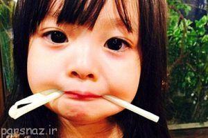 دختر کره ای رتبه اول و محبوب دل ها در اینستاگرام