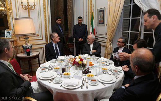 غذاهای ایرانی و تفاهم های مختلف فرهنگی سیاسی