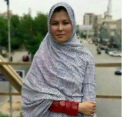 دختر افغان مقام اول آزمون مایکروسافت را بدست آورد