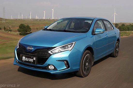 جدیدترین ماشین های بازار چین را ببینید