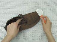پاک کردن کفش ها با روش های خانگی کاربردی