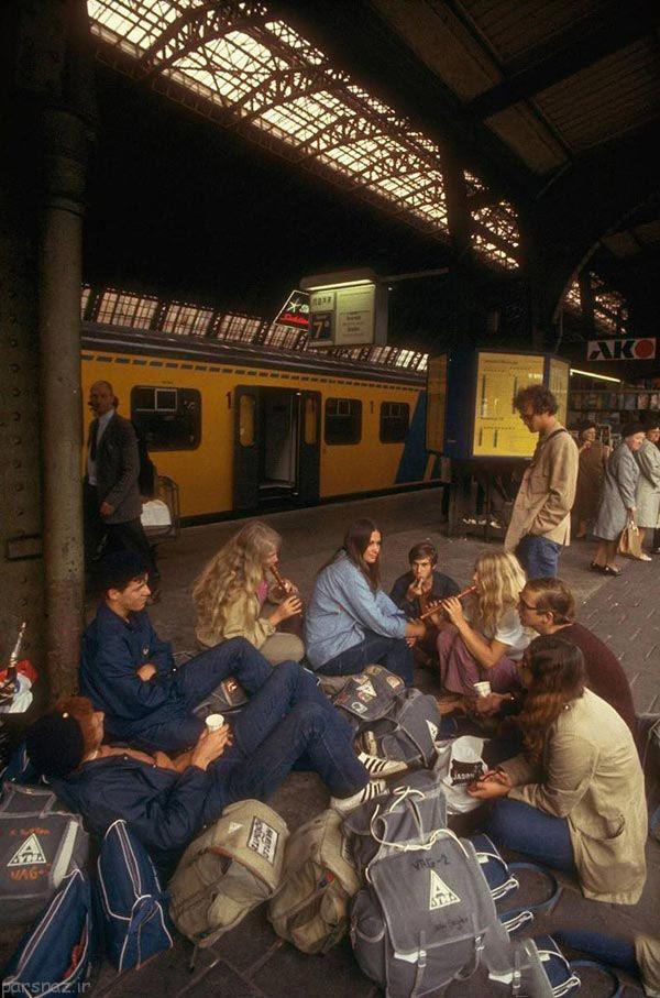 تکامل قطارها و ترن ها در طول زمان +عکس