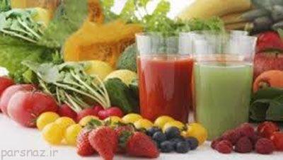 میوه های تابستانی و خواص آنها را بشناسیم
