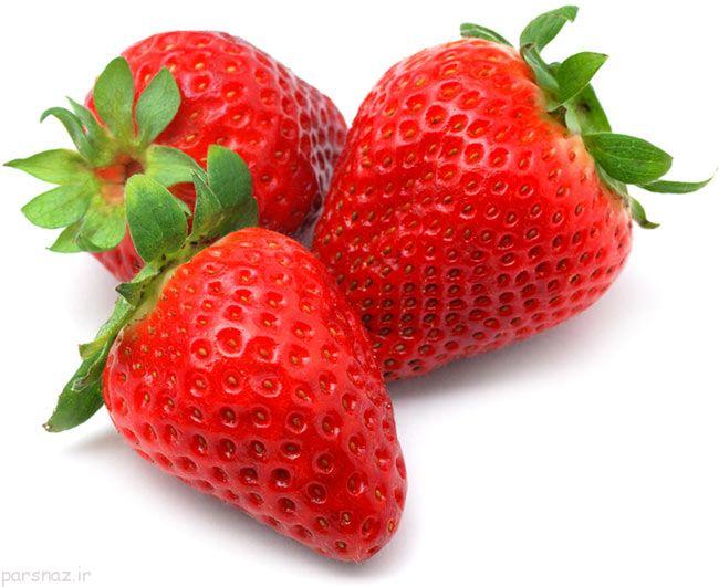تغذیه سالم و مفید با این میوه های رنگارنگ