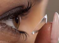 لنزهای چشمی می توانند منجر به عفونت شوند