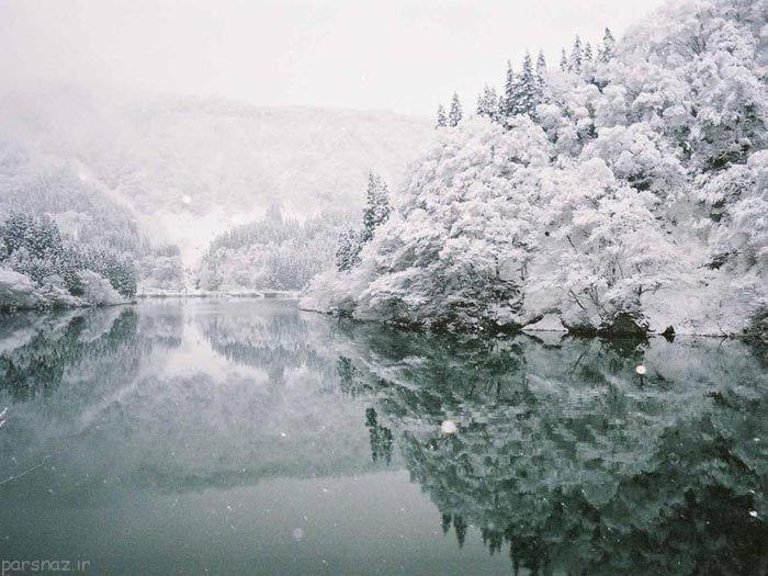 قشنگترین عکس ها از زیباترین فصل سال زمستان