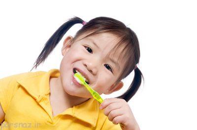 سلامت دهان و دندان ریشه در دوران کودکی دارد