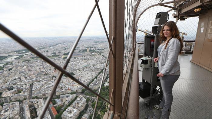 رفتن به ارتفاعات بالا و دیدن صحنه های زیبا