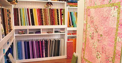 مناسب ترین مراکز خرید پارچه در تهران