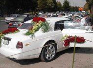 گران ترین ماشین عروس در کشور ایران را ببینید