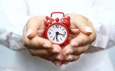 نکاتی مفید درباره مدیریت زمان در زندگی
