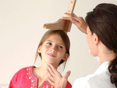 این بیماری ها روی قد کودکان تاثیر دارند
