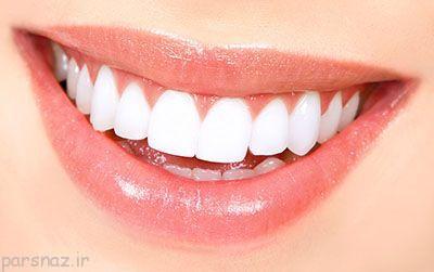 عادات مضر برای دندان ها را بشناسیم