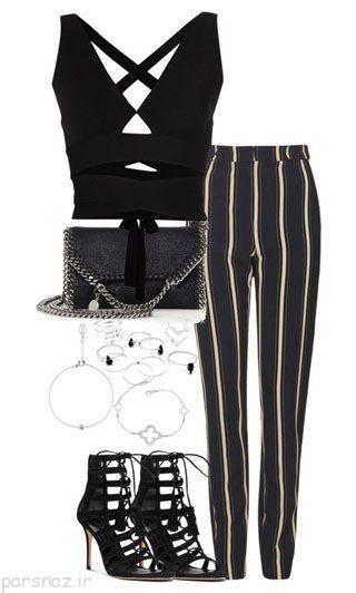 ست لباس های ساده و جذاب زنانه