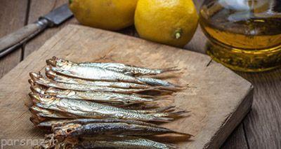 ماهی ساردین و پیشیگری از سرطان پروستات