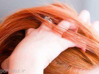 حالت دادن به موها بدون وسایل حرارتی