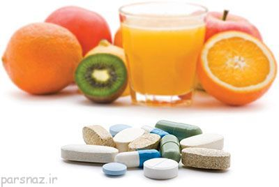 این ویتامین ها برای بدن خانم ها ضروری است