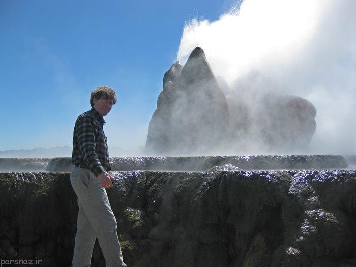 نوادای آمریکا و آب گرمی که در دنیا بی نظیر است