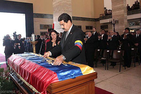 رفتن چاوز و پس لرزه برای جانشین های او