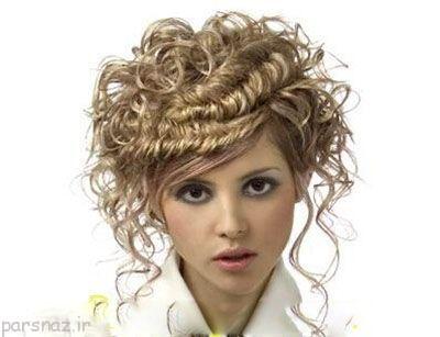 جذاب ترین مدل موهای مجعد و فر