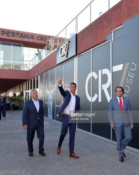 کریس رونالدو و ساخت هتل در زادگاهش +عکس