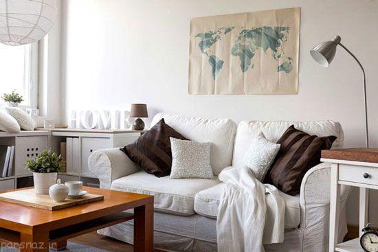 نکاتی برای جلوگیری از به هم ریخته شدن خانه