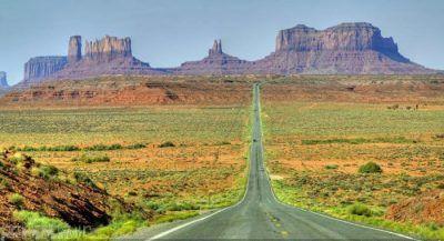 عکس های زیباترین جاده های جهان را با هم ببینیم