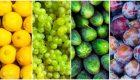 خواص خوراکی های رنگی را بدانیم