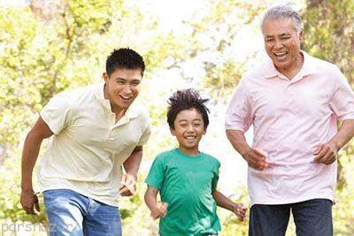 ورزش در دوران میانسالی مهم تر است