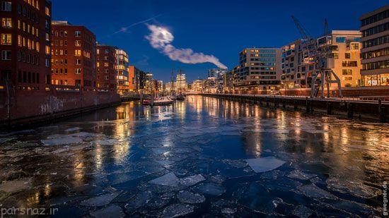 با شهرهای کانالی زیبا در جهان آشنا شوید