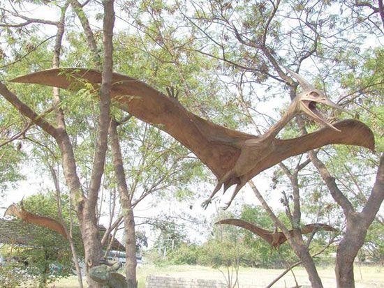 تصورها و باورهای غلط درمورد دایناسورها