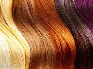 رنگ کردن مو در خانم های باردار