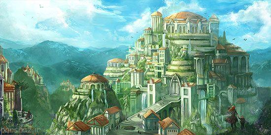 بازی god of war و صحنه های اعجاب انگیز