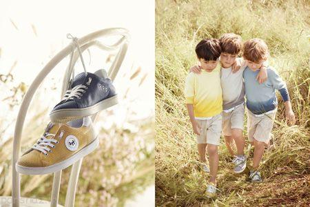 بهترین مدل های کفش بچگانه تابستانی ILGUFO