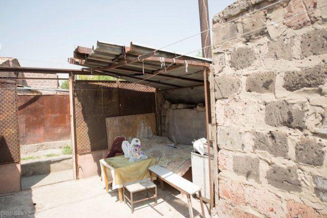 محل زندگی فقیرانه رقیب بهداد سلیمی را ببییند